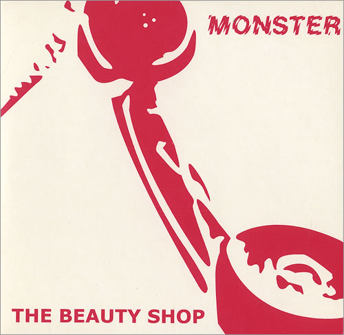 """The Beauty Shop Monster CD single (CD5 / 5"""") UK TUAC5MO491746"""