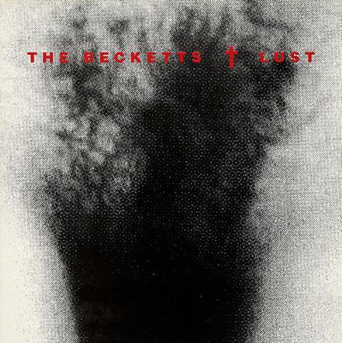 The Becketts Lust vinyl LP album (LP record) UK BECLPLU349345