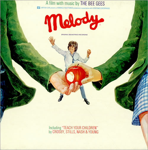 The Bee Gees Melody vinyl LP album (LP record) UK BGELPME458646
