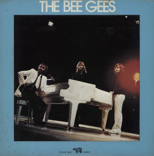 The Bee Gees Portrait Of The Bee Gees + Portrait vinyl LP album (LP record) Japanese BGELPPO541487
