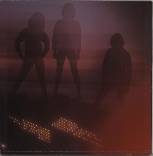 The Bee Gees Spirits Having Flown vinyl LP album (LP record) US BGELPSP762420