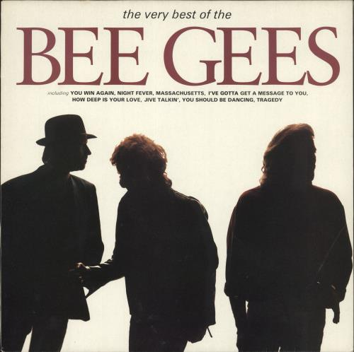 The Bee Gees The Very Best Of The Bee Gees - EX vinyl LP album (LP record) UK BGELPTH724409