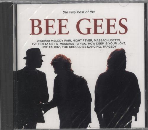 The Bee Gees The Very Best Of CD album (CDLP) Hong Kong BGECDTH733780