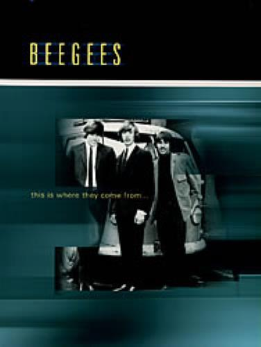 The Bee Gees This Is Where I Came In - Press Kit media press kit French BGEKITH180100