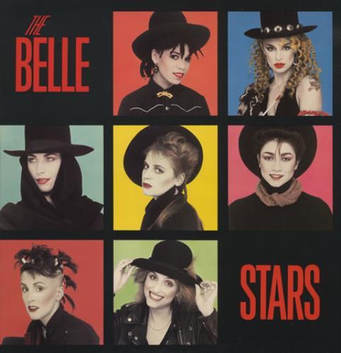 The Belle Stars The Belle Stars vinyl LP album (LP record) UK BSTLPTH405496