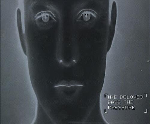 """The Beloved Ease The Pressure CD single (CD5 / 5"""") UK BELC5EA79272"""