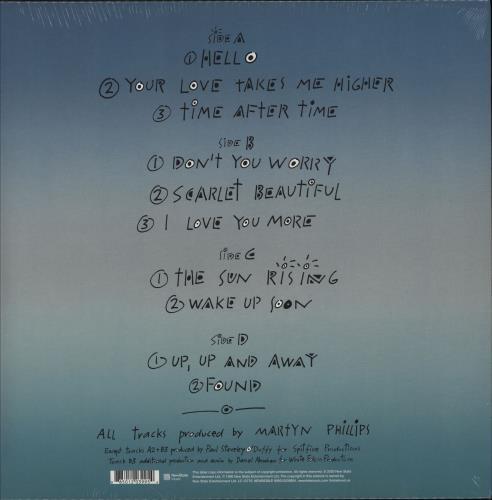 The Beloved Happiness - 180 Gram - Sealed 2-LP vinyl record set (Double Album) UK BEL2LHA750158