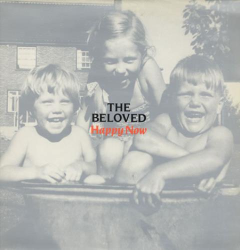 "The Beloved Happy Now 12"" vinyl single (12 inch record / Maxi-single) UK BEL12HA44651"