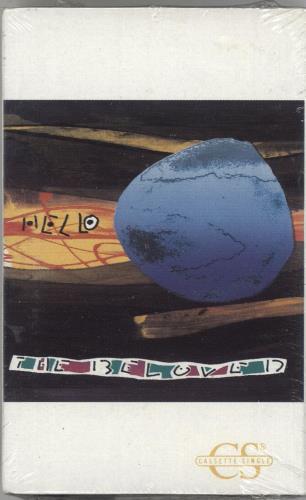 The Beloved Hello cassette single US BELCSHE716848