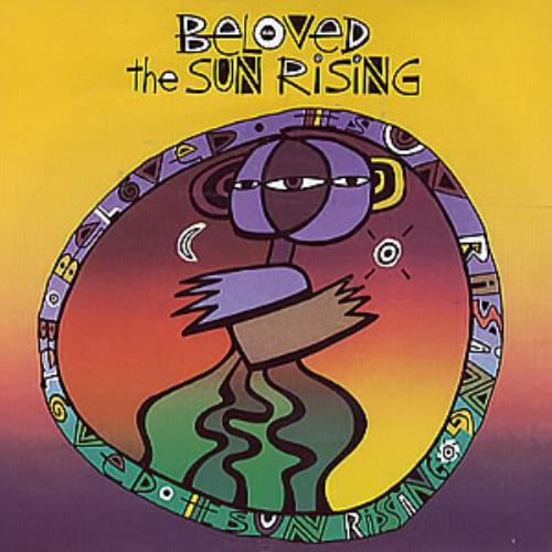 "The Beloved The Sun Rising 7"" vinyl single (7 inch record) UK BEL07TH68946"