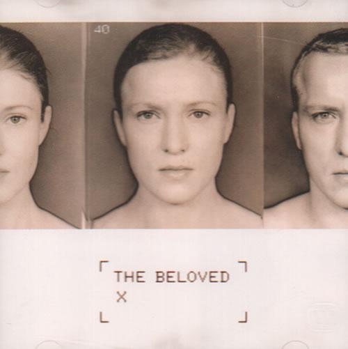 The Beloved X CD album (CDLP) German BELCDX63782