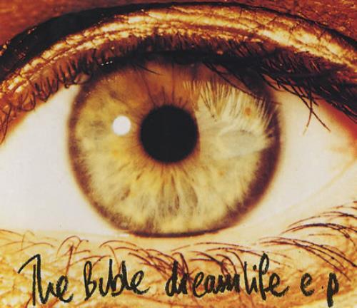 "The Bible Dreamlife EP CD single (CD5 / 5"") UK BIBC5DR52944"