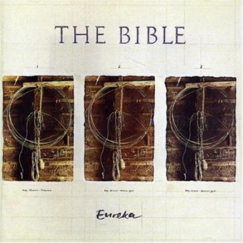 The Bible Eureka CD album (CDLP) UK BIBCDEU410301