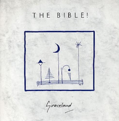 "The Bible Graceland 12"" vinyl single (12 inch record / Maxi-single) UK BIB12GR284313"