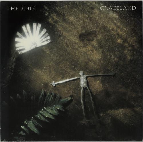 "The Bible Graceland 12"" vinyl single (12 inch record / Maxi-single) UK BIB12GR284438"