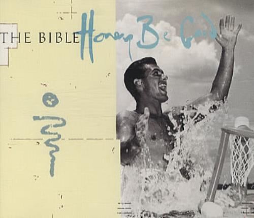 "The Bible Honey Be Good CD single (CD5 / 5"") UK BIBC5HO164760"