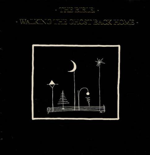 The Bible Walking The Ghost Back Home vinyl LP album (LP record) UK BIBLPWA341703