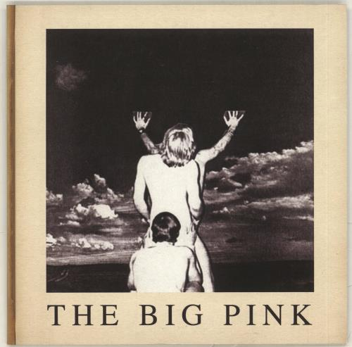 "The Big Pink Too Young To Love 7"" vinyl single (7 inch record) UK T7P07TO717019"