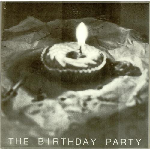"The Birthday Party Friend Catcher 7"" vinyl single (7 inch record) UK TBP07FR424559"