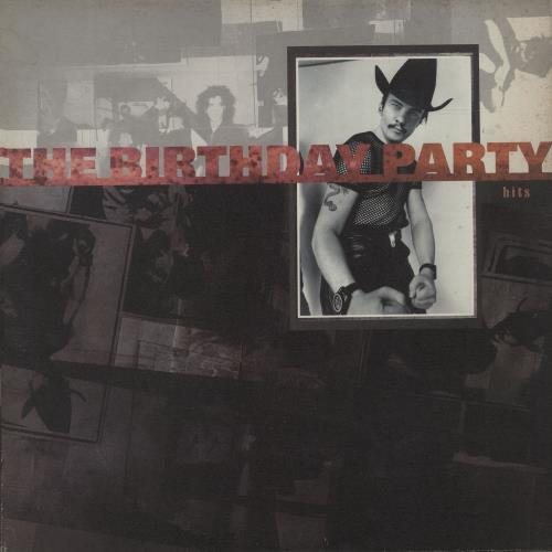 The Birthday Party Hits 2-LP vinyl record set (Double Album) UK TBP2LHI652011
