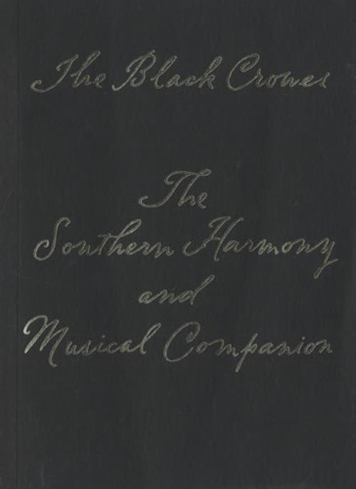 The Black Crowes The Southern Harmony And Musical Companion - Book + CD memorabilia US CRWMMTH491026