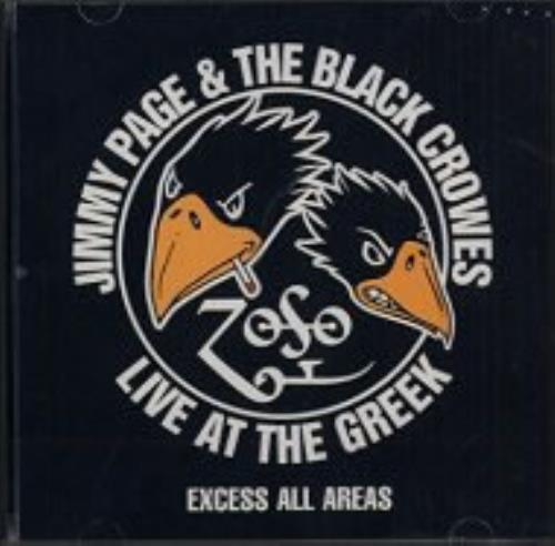 "The Black Crowes What Is & What Should Never Be CD single (CD5 / 5"") US CRWC5WH156070"