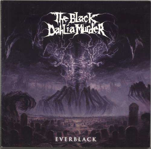 The Black Dahlia Murder Everblack - Purple and Black vinyl vinyl LP album (LP record) German Y05LPEV702571