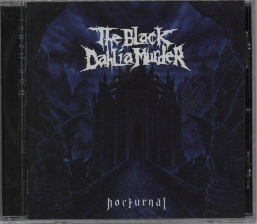 The Black Dahlia Murder Nocturnal CD album (CDLP) Australian Y05CDNO753181
