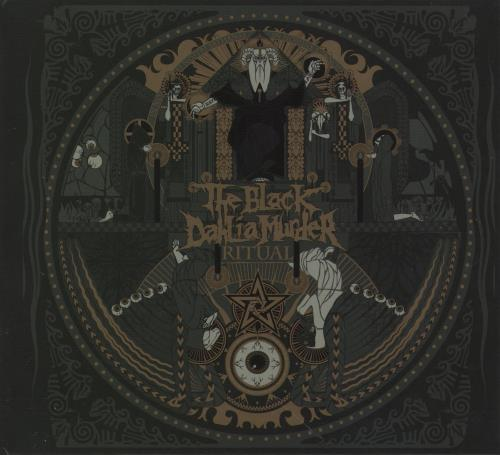 The Black Dahlia Murder Ritual CD album (CDLP) US Y05CDRI753180