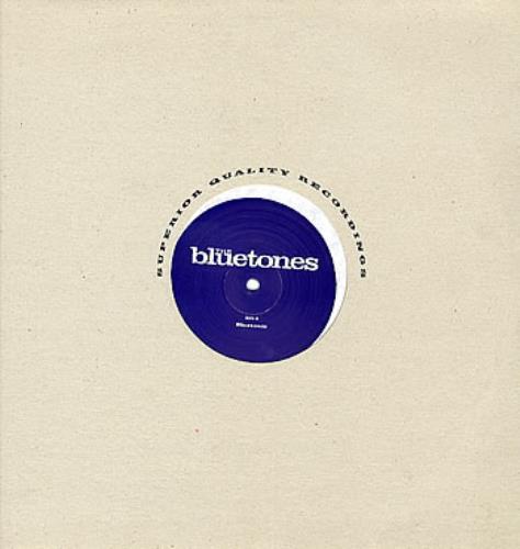 "The Bluetones Bluetonic 12"" vinyl single (12 inch record / Maxi-single) UK BTO12BL59238"