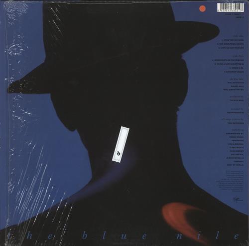 The Blue Nile Hats - 180gm vinyl LP album (LP record) UK NILLPHA721585