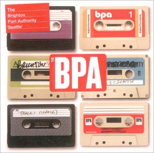 The BPA Seatle CD-R acetate UK T6PCRSE525322