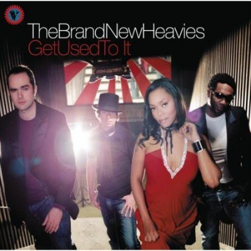 The Brand New Heavies Get Used To It CD album (CDLP) Japanese BNHCDGE369227