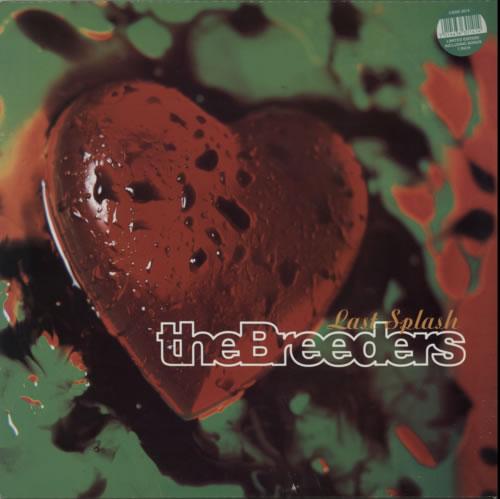 """The Breeders Last Splash + 7"""" - EX vinyl LP album (LP record) UK BDELPLA595962"""