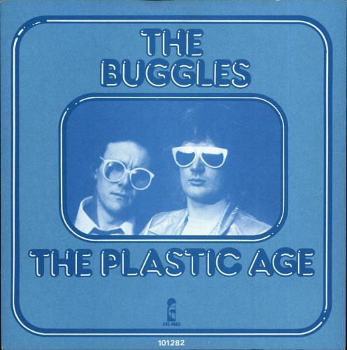 "The Buggles The Plastic Age 7"" vinyl single (7 inch record) Dutch BUG07TH702105"