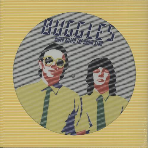 """The Buggles Video Killed The Radio Star - RSD17 - Sealed 12"""" vinyl picture disc 12inch picture disc record UK BUG2PVI671648"""