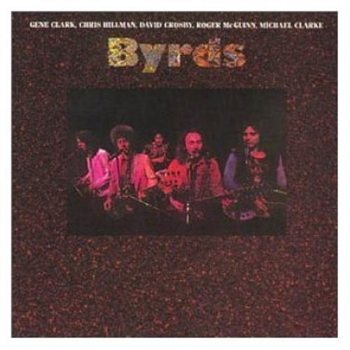The Byrds Byrds CD album (CDLP) UK BYRCDBY441968