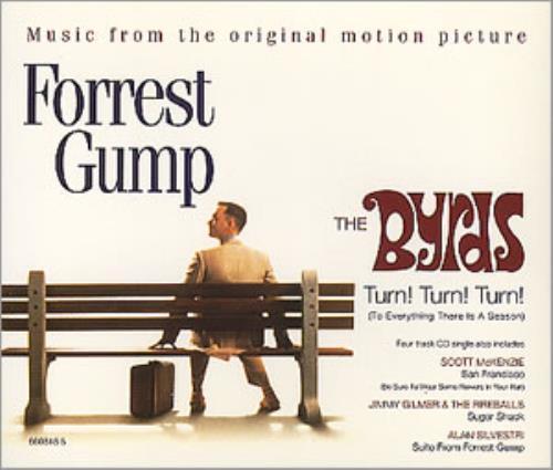 Forrest Gump: The Soundtrack - 2 Discs - CD Album - Discs Only