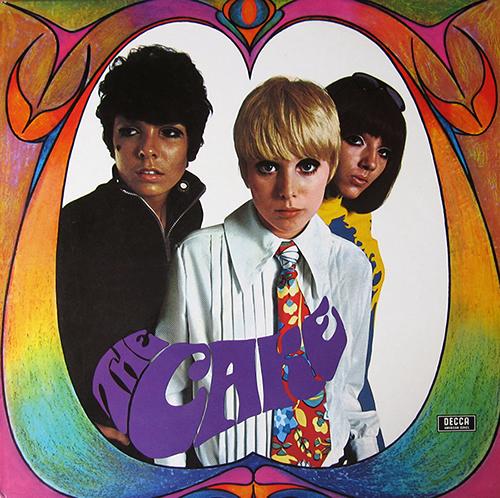 The Cake The Cake vinyl LP album (LP record) German T3CLPTH617119