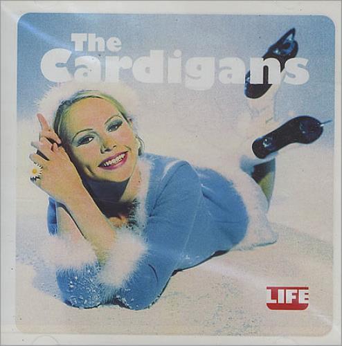 The Cardigans Life CD album (CDLP) UK CDGCDLI98938