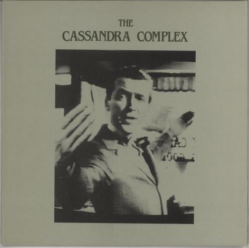 The Cassandra Complex Grenade vinyl LP album (LP record) Dutch TXCLPGR753015