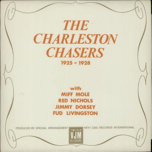 The Charleston Chasers The Charleston Chasers 1925-1928 vinyl LP album (LP record) UK W2ELPTH616053