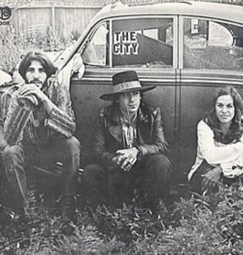 The City (60s) The City vinyl LP album (LP record) US CITLPTH211580