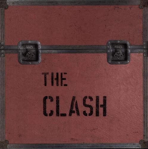 The Clash 5 Studio Album LP Set Vinyl Box Set UK CSHVXST694791