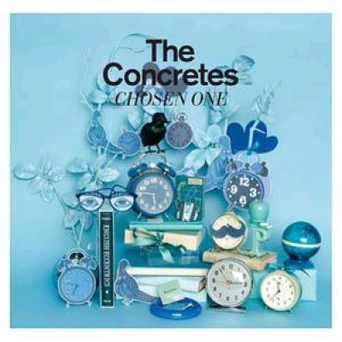 "The Concretes Chosen One CD single (CD5 / 5"") UK ULXC5CH351545"