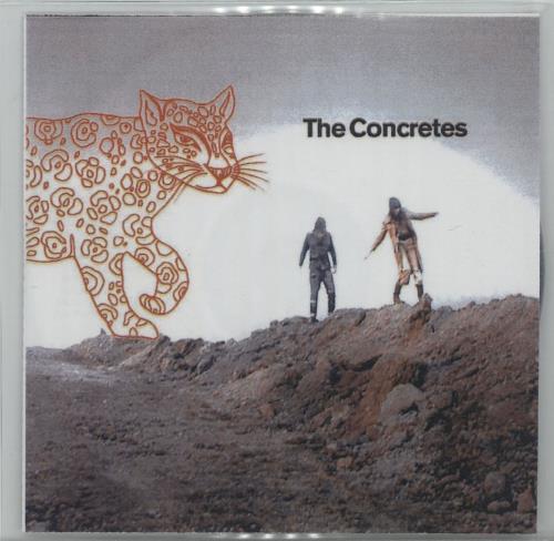 The Concretes The Concretes CD-R acetate UK ULXCRTH664391