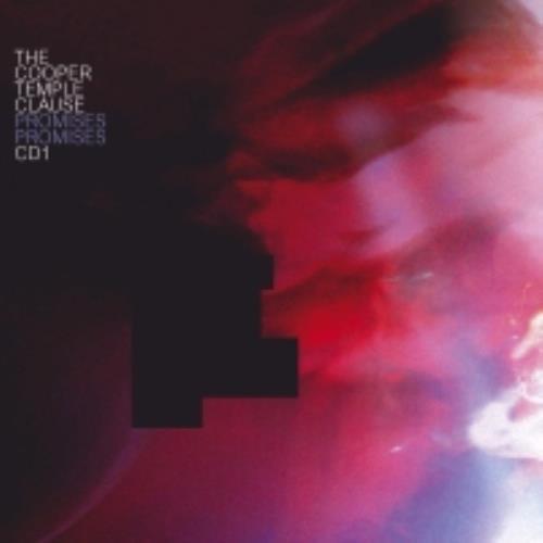The Cooper Temple Clause Promises Promises CD/DVD single set UK TCOSDPR253988