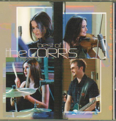 The Corrs Best Of 2 CD album set (Double CD) Japanese ORR2CBE667518
