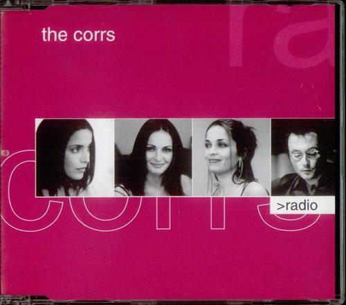 "The Corrs Radio CD single (CD5 / 5"") UK ORRC5RA189453"