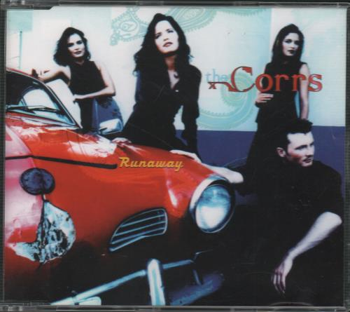 The Corrs Runaway UK CD single (CD5 / 5